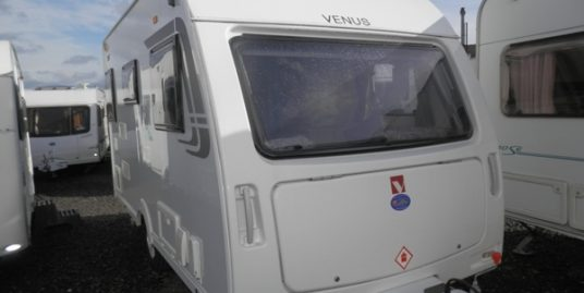 2013 VENUS 380/2 * 2-BERTH * END WASHROOM