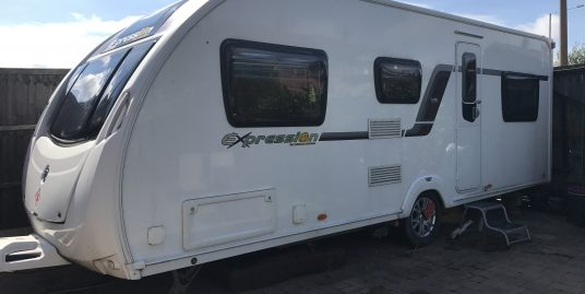 Swift Challenger Sport 586 (Michael Jordan Expression Range) 2012 6-berth
