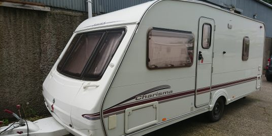 2006 swift charisma 550 fixed bed 4 berth