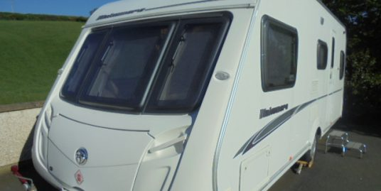 2008 Swift Blakemere 5 Berth Caravan For Sale