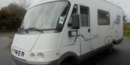 2003 Hymer Starline 640 4 Berth Motorhome For Sale