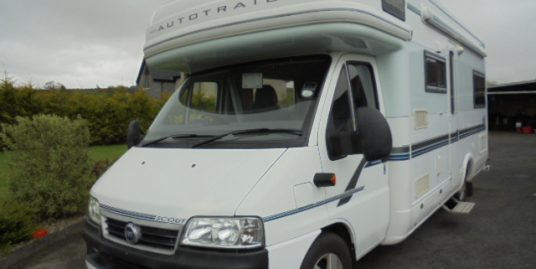 2005 Autotrail Scout SE 6 Berth Motorhome For Sale