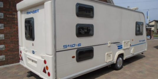 2009 bailey ranger 540/6 ,triple bunkbeds