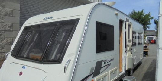 2010 Elddis Crusader Super Cyclone