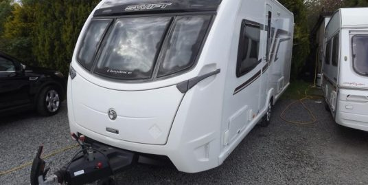 2014 Swift Elegance 580