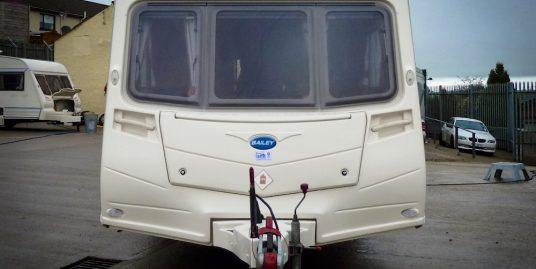 2010 Model | Bailey  Ranger 500/5 GT60 | 5 Berth | Ref: L76863
