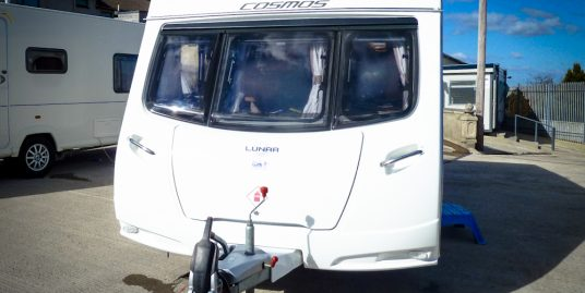 2013 Model | Lunar Cosmos 534 | 4 Berth | £12,495 | Ref: L76873