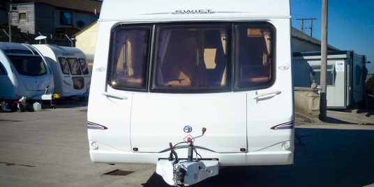 Swift Charisma 560 | 4  Berth | £6,250 | Ref: L76877