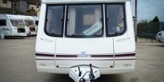 Swift   Challenger 440 SE  | 4 Berth | £4,795 | Ref: L76888