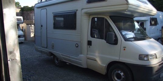 1998 Granduca 6 berth with bunks