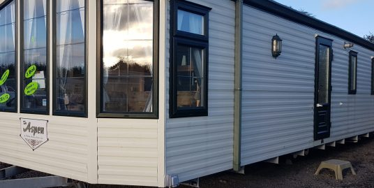 Willlerby Aspen 3 Bedroom 38×12