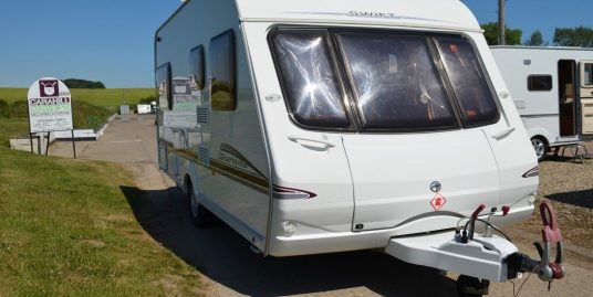 SWIFT CHARISMA 535 TOURING CARAVAN