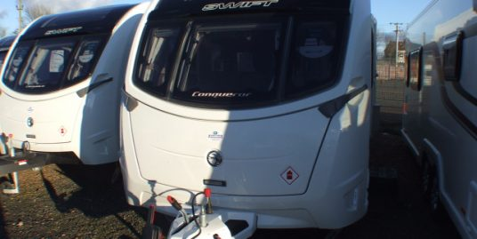 2016 Swift Conqueror 565