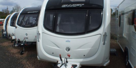 2015 Swift Conqueror 570