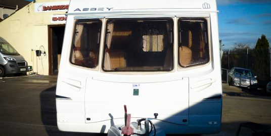 2004 | Abbey Aventura 315 | 2 Berth | £4,650 | Ref: L76919