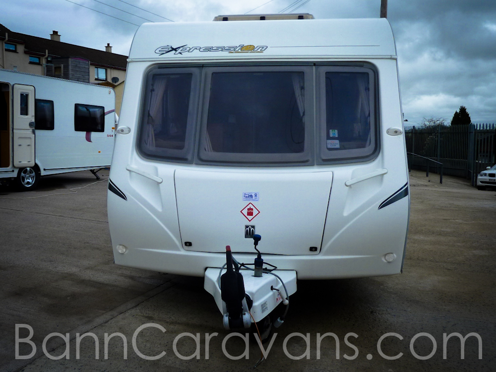 2009 Model | Abbey Expression 550 | 6   Berth | £8,595 | Ref: L76922