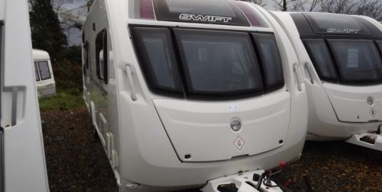 2012 Swift Challenger Sport 586