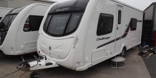 2012 Swift Challenger 570