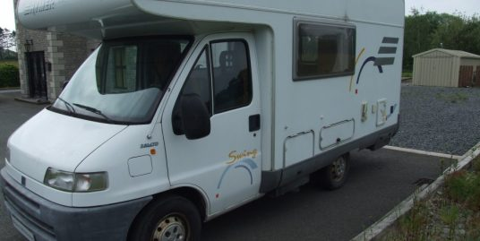2000 Hymer Swing 5 Berth