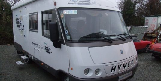 1997 Hymer E650 bar version