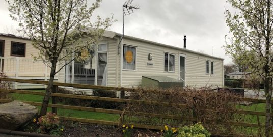 Static caravan Willerby Avonmore Brynteg , Near Caernarfon, North Wales
