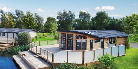Prestige Glass house Brynteg Holiday Homes, Near Caernarfon, North Wales