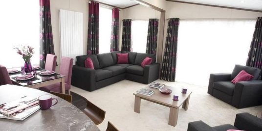 Static lodge for sale pemberton Arrondale Brynteg Holiday Homes, Near Caernarfon, North Wales