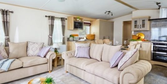 single static lodge for sale ABI BEAUMONT Brynteg Holiday Homes, Near Caernarfon, North Wales