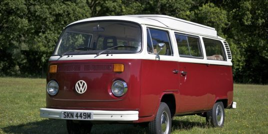 AUSTRALIAN IMPORT T2 VW Bay Window Camper