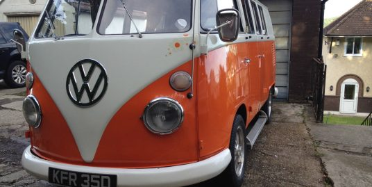 Split Screen Camper 1966 Volkswagen