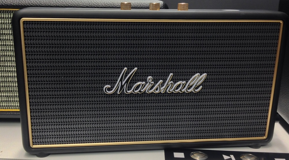 Speaker bluetooth Marshall