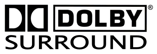 casse per tv logo dolby surround