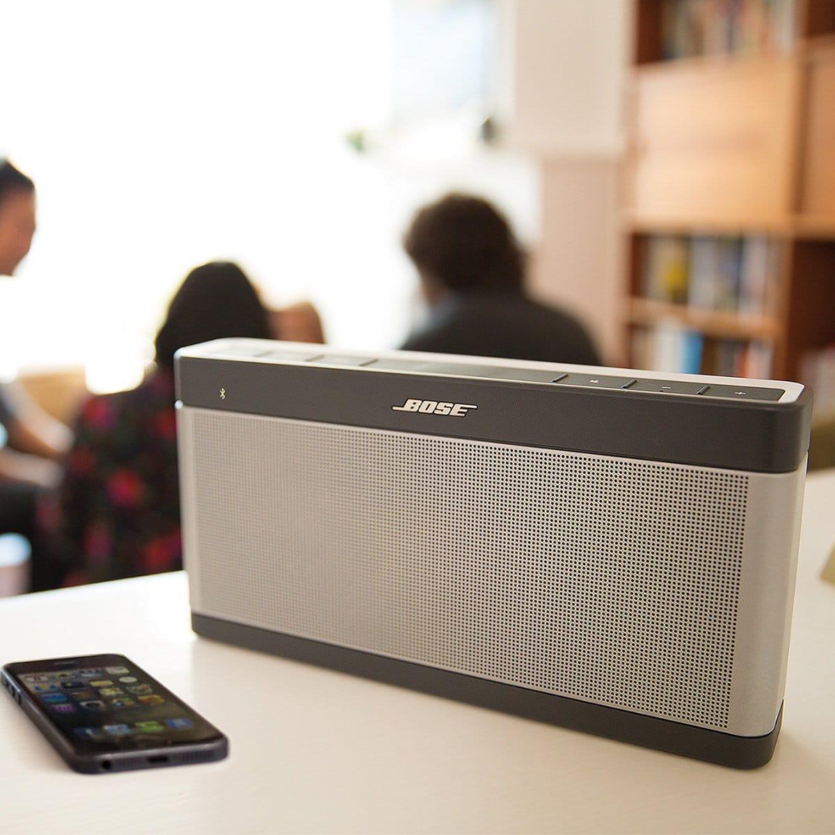 Bose Soundlink 3 front