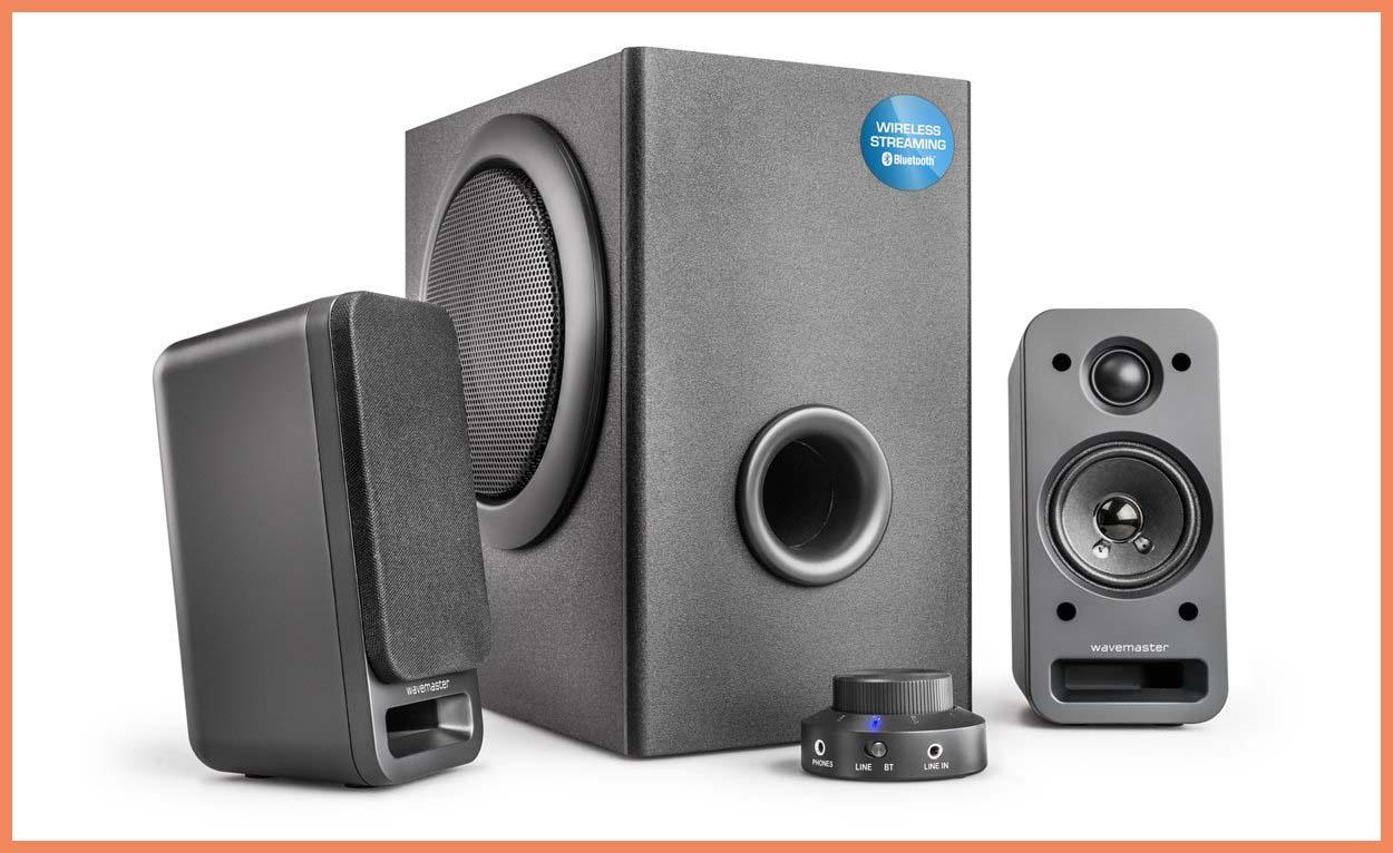 Migliori Casse Bluetooth sotto 100 Euro-wave-master-mx3-bt