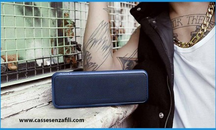 Sony SRS-XB3 – Recensione Italiana speaker bluetooth Sony SRS-XB3