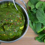 Palak Paneer Recipe | Indian Cheese & Spinach Curry
