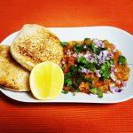 Pav Bhaji | Mashed Vegetables in Spiced Tomato & Butter Gravy