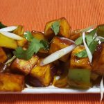 Delicious and Quick Chilli Paneer Recipe   Indian Cottage Cheese Stir Fry