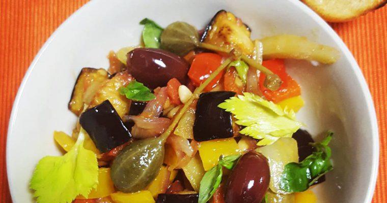 Sicilian Caponata Recipe – A Classic Italian Starter