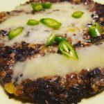 Vegan Quinoa and Black Bean Burger