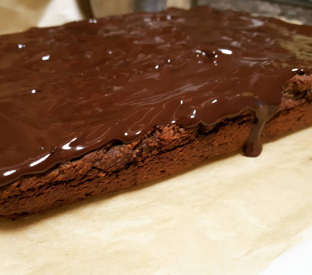 Vegan Brownies Recipe dontask4salt