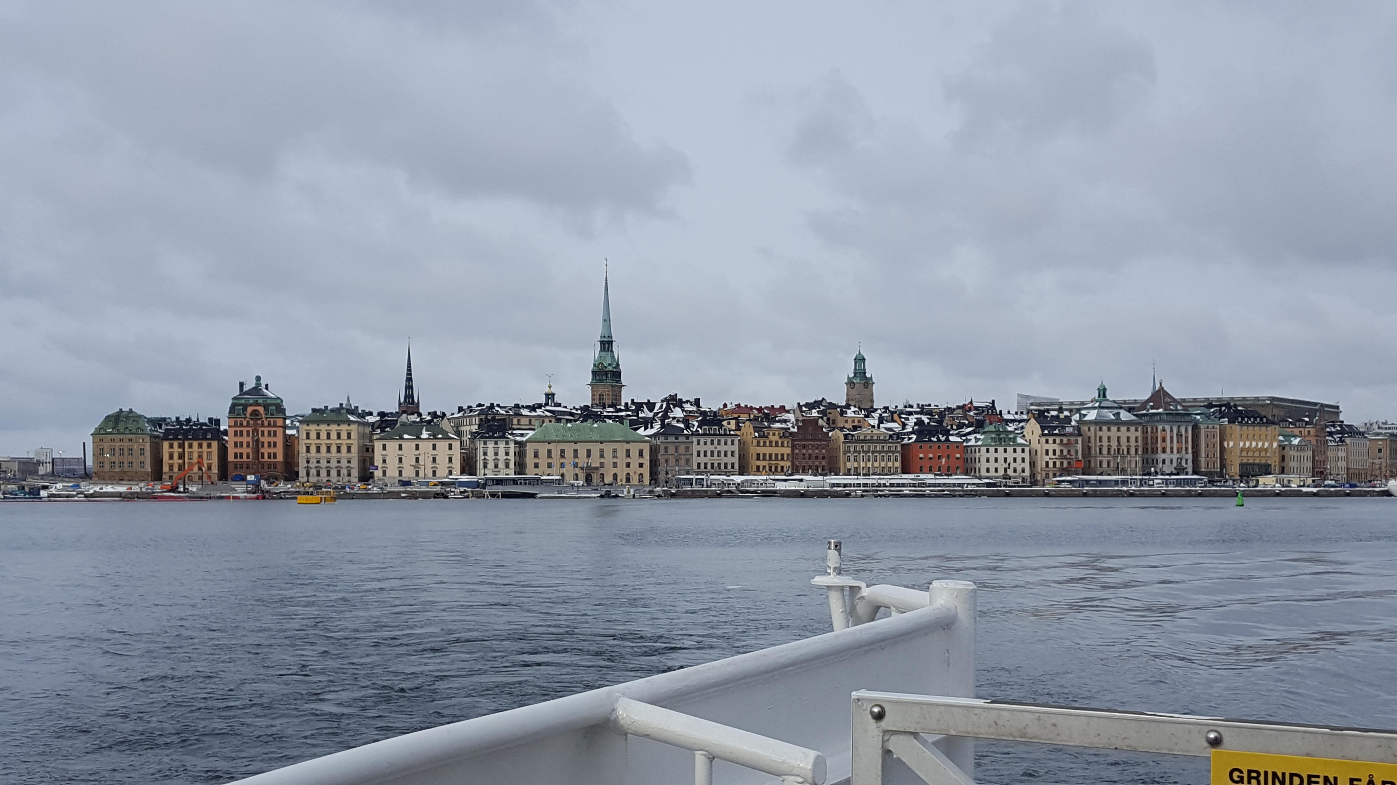 Ride on the Djurgården ferry | Visit Stockholm Visit stockholm in the winter dontask4salt