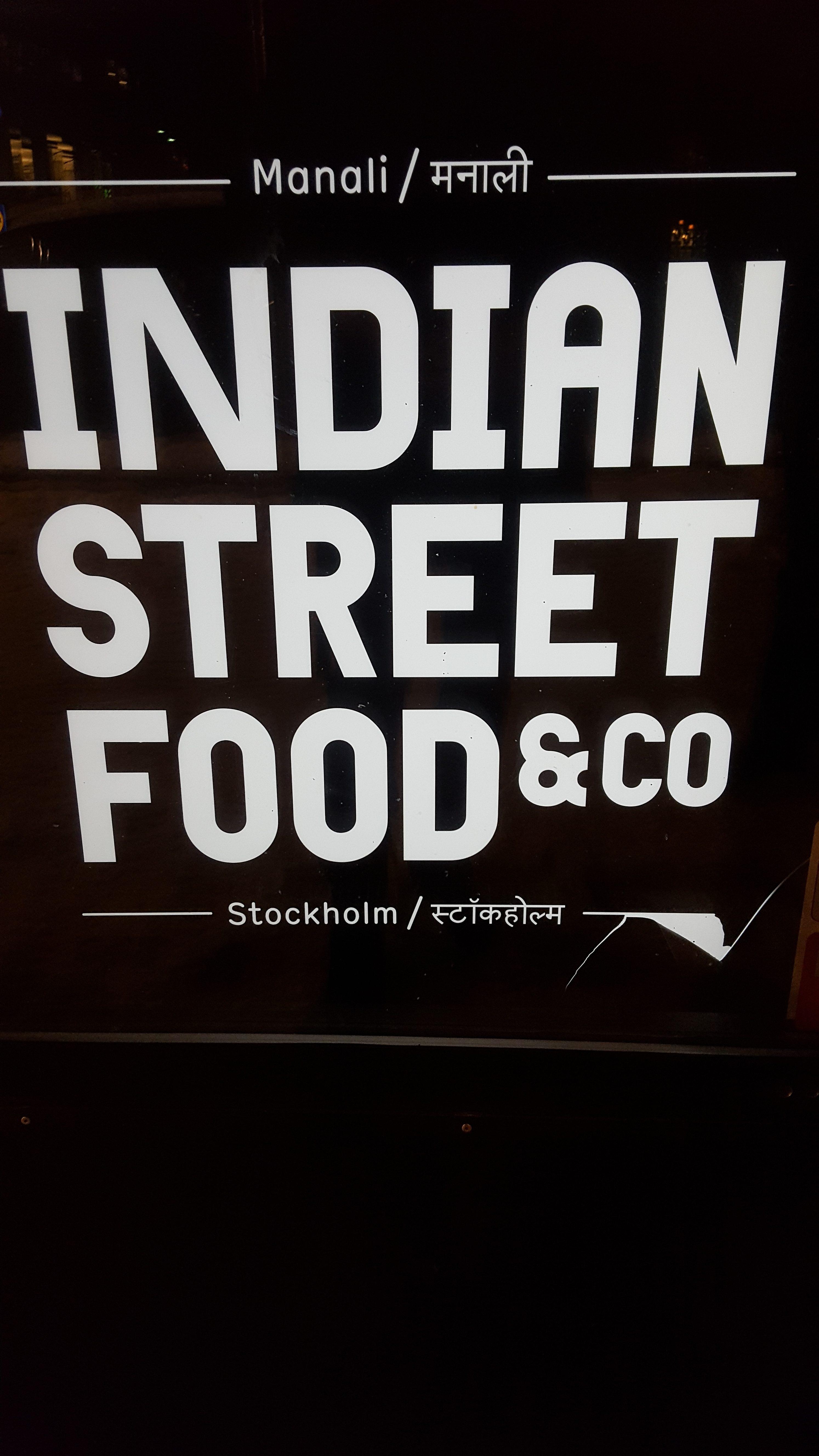 Vegetarian Food in Stockholm Indian Street Food & Co