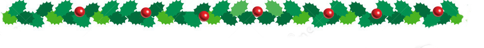 Christmas Holly Graphic