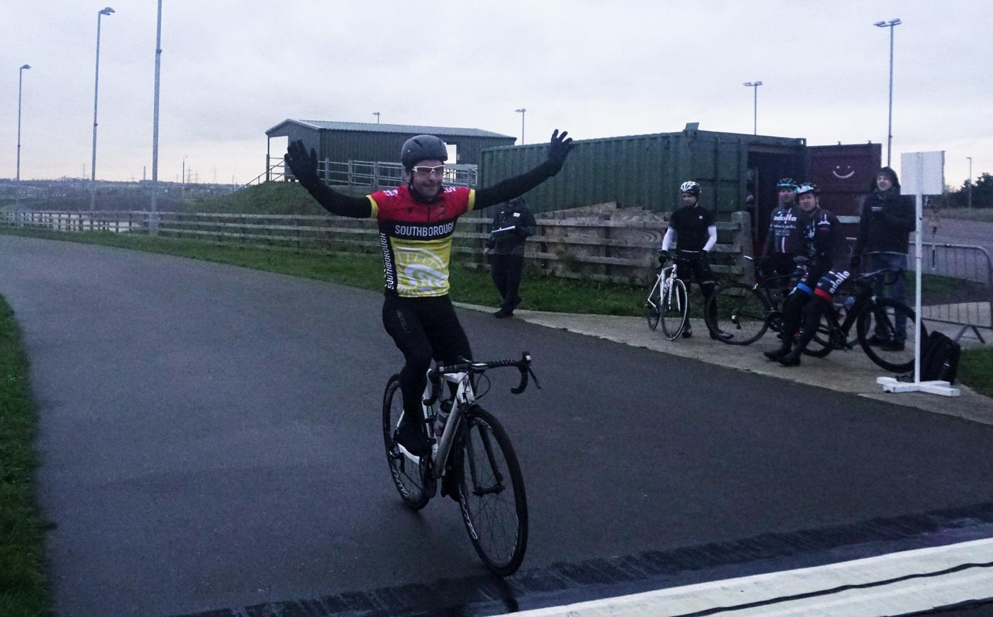 Cyclopark  5 e123 winner