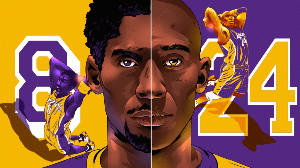 Kobe 8 vs 24