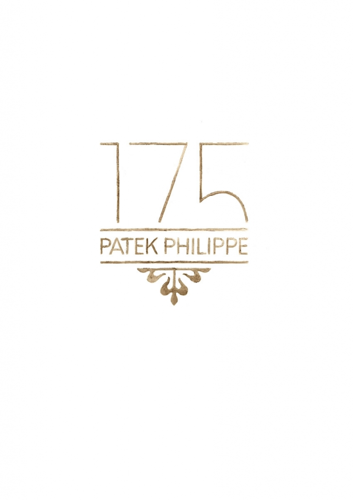 Patek Philippe 175th logo