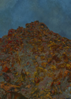 A+C_Scenapse #6 (Rock Mountain), Light Jet print on Endura Metallic, 72 X 50''