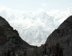 Mont Blanc. Just Things, #010