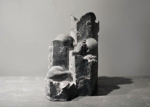Basalt-rock